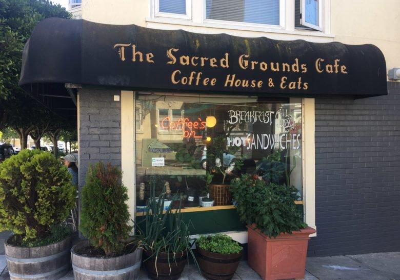 Sacred Grounds Cafe San Francisco