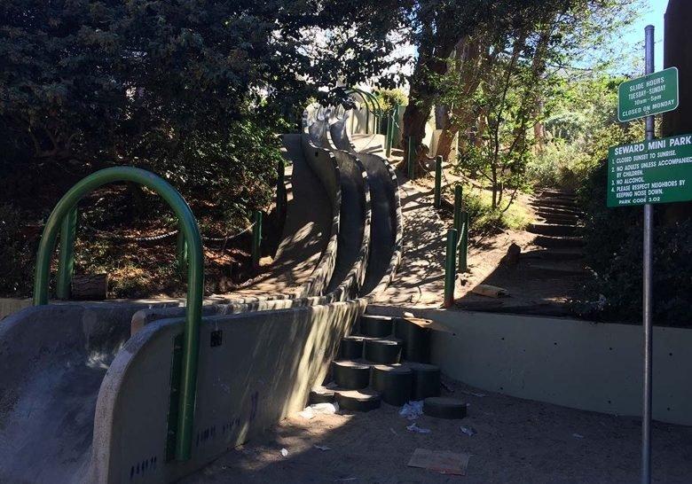 Seward Street Slides San Francisco