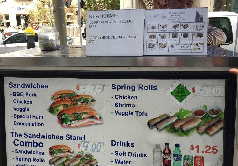 SF's Best Food Cart Secret San Francisco