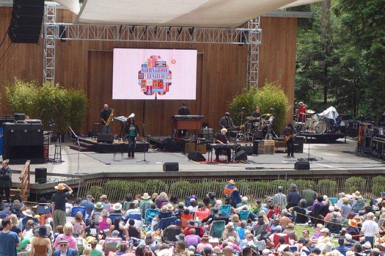 Stern Grove Music Festival San Francisco