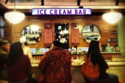 The Ice Cream Bar San Francisco