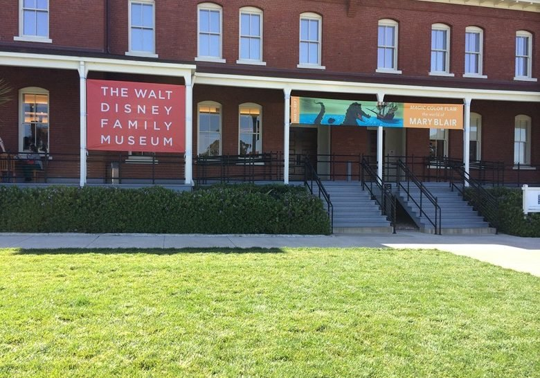The Walt Disney Family Museum San Francisco