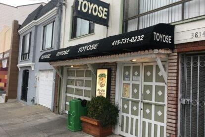 Toyose San Francisco
