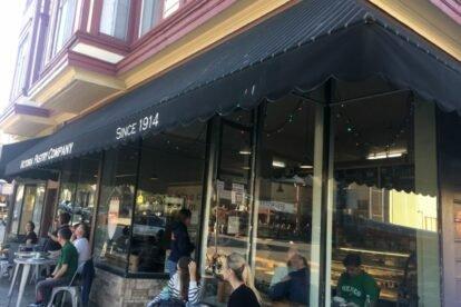 Victoria Pastry Co. San Francisco