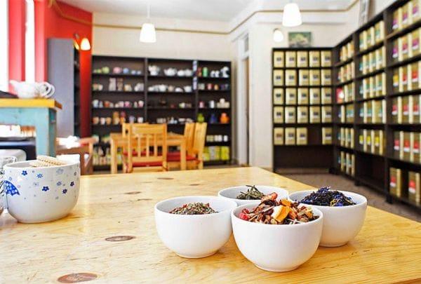 Franz & Sophie - World of Organic Tea Sarajevo