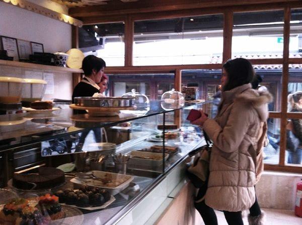 RAMIS pastry shop Sarajevo