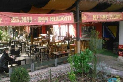 Cafe Tito Sarajevo