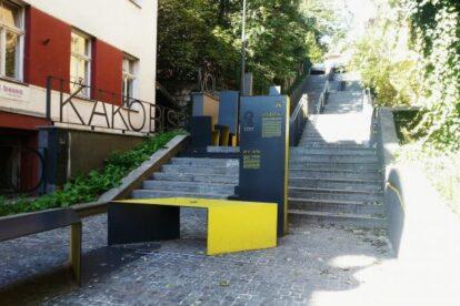 Musical Stairway Sarajevo