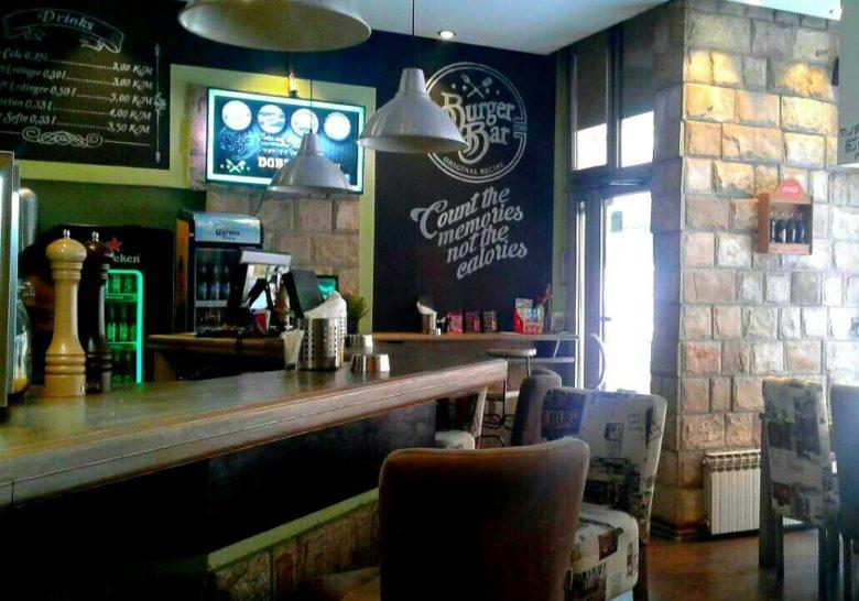 Burger Bar Sarajevo