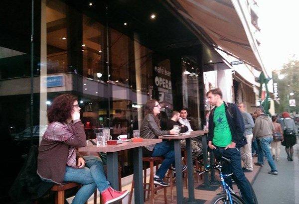 Cafe bar OPERA Sarajevo