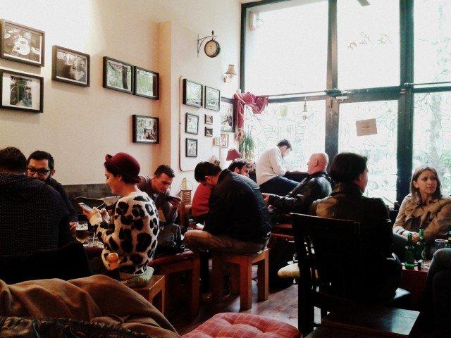 Caffe gallery Boris Smoje Sarajevo