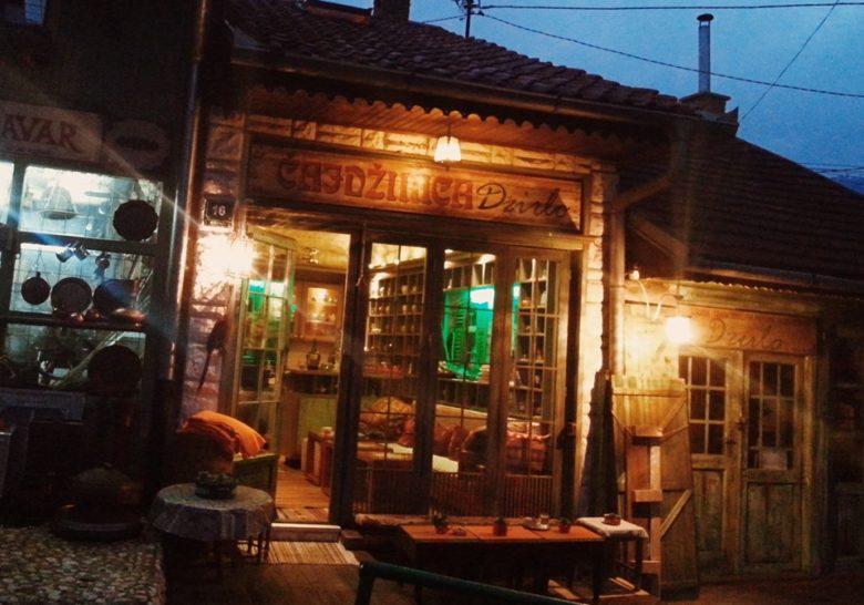 Čajdžinica Džirlo Sarajevo
