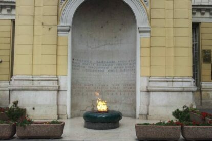 Eternal Flame Sarajevo