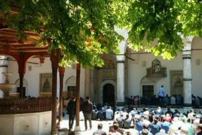 Gazi-Husrev Beg Mosque Sarajevo