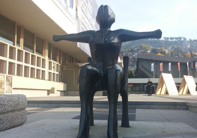 Mrs. Crucified Sarajevo