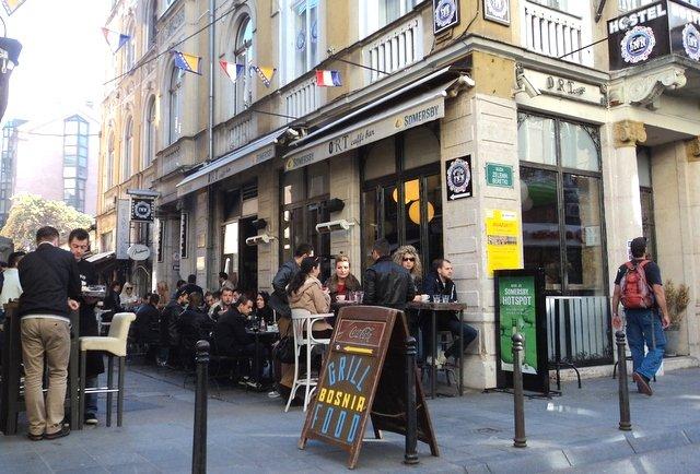 Ort Cafe Sarajevo