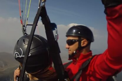 Paragliding Tandem Flight Sarajevo