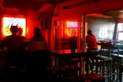 Route 66 Biker Bar Sarajevo