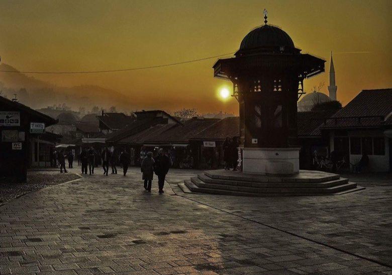 Sebilj  Sarajevo