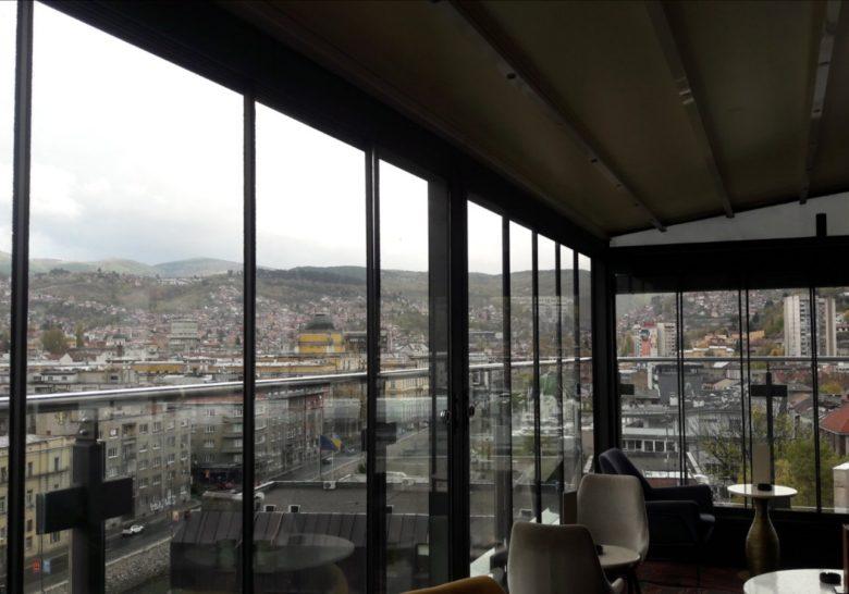 SOne Sky Lounge Sarajevo