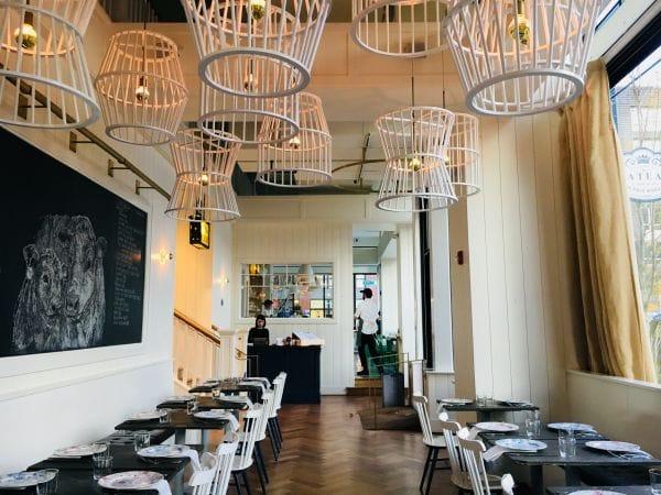Bateau – A French steak house in Capitol Hill