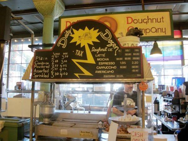 Daily Dozen Doughnut Company Seattle