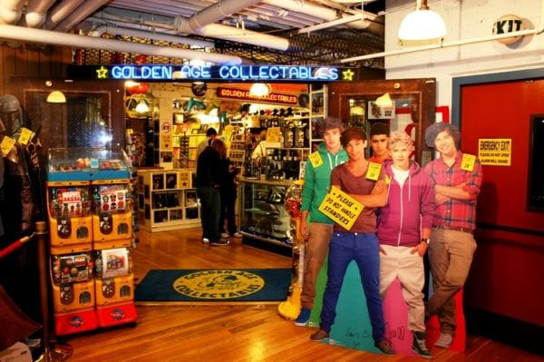 Golden Age Collectables Seattle