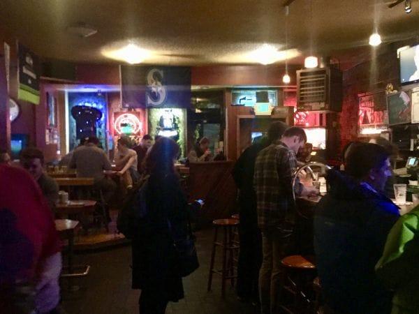 Roanoke Park Place Tavern Seattle