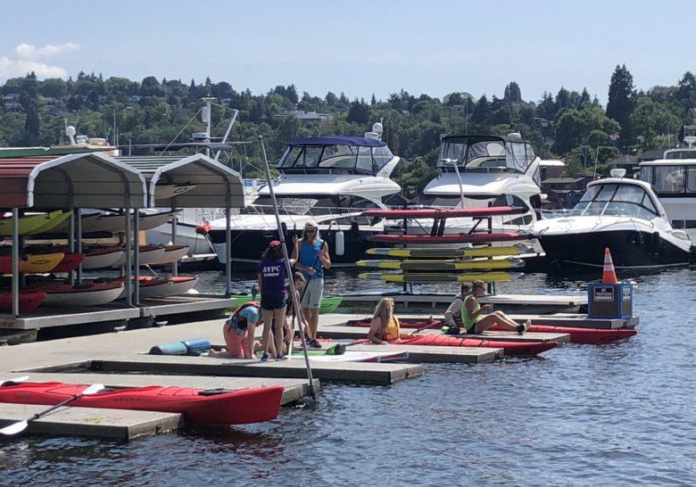 Agua Verde Café & Paddle Club Seattle