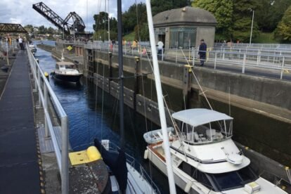 Ballard Locks Seattle