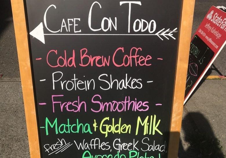 Cafe Con Todo Seattle