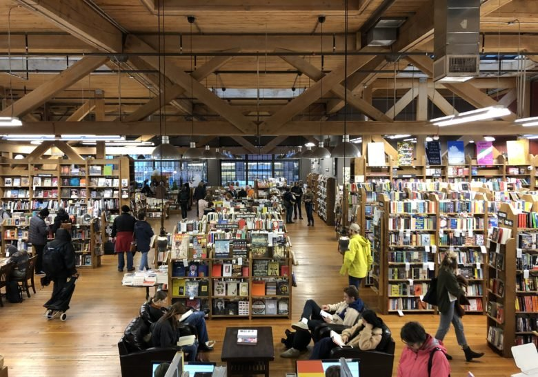 Elliot Bay Book Company Seattle