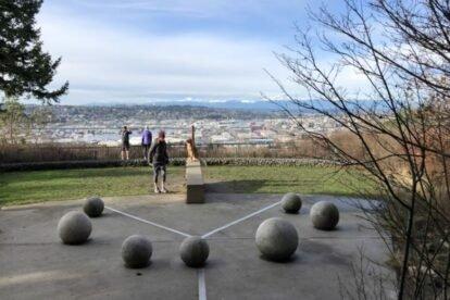 Fremont Peak Park Seattle