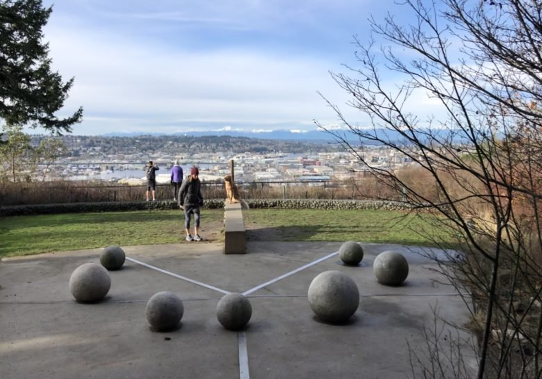Fremont Peak Park Seattle
