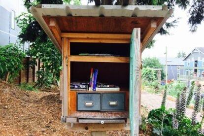 Little Free Library Seattle