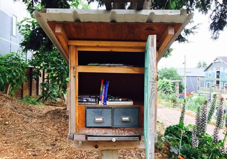Little Free Library Seattle