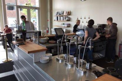 Milstead & Co. Coffee Seattle