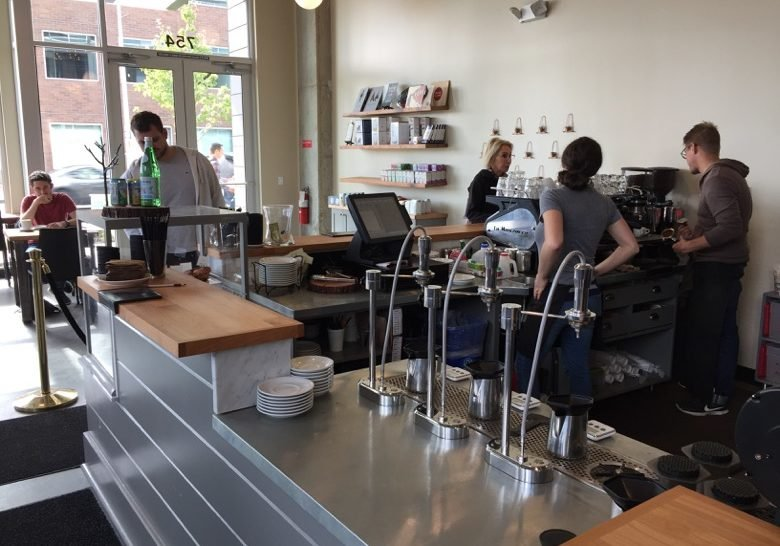 Milstead & Co. Coffee Seattle