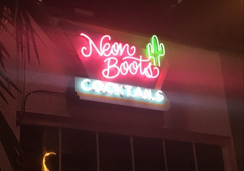 Neon Boots Seattle