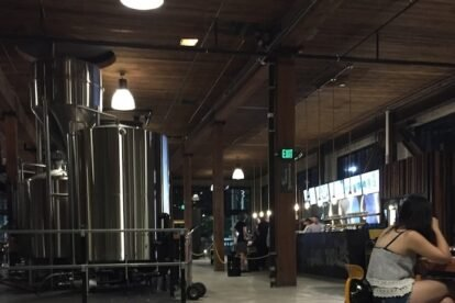 Optimism Brewing Company Seattle