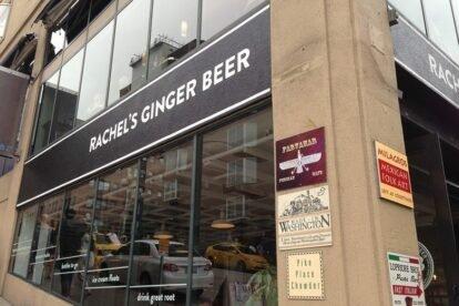 Rachel's Ginger Beer Seattle