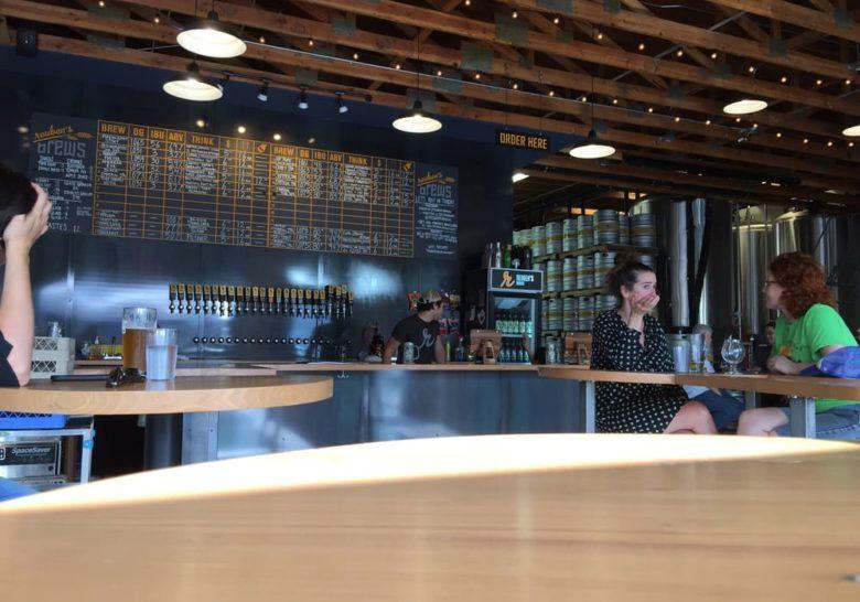 Reuben's Brews Seattle