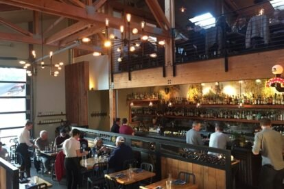 RockCreek Seafood & Spirits Seattle
