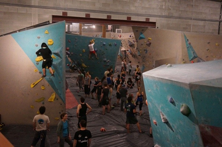 Seattle Bouldering Project Seattle