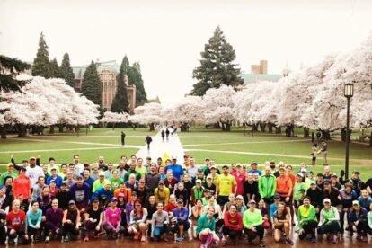 Seattle Green Lake Running Group Seattle