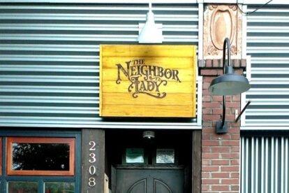 The Neighbor Lady Seattle