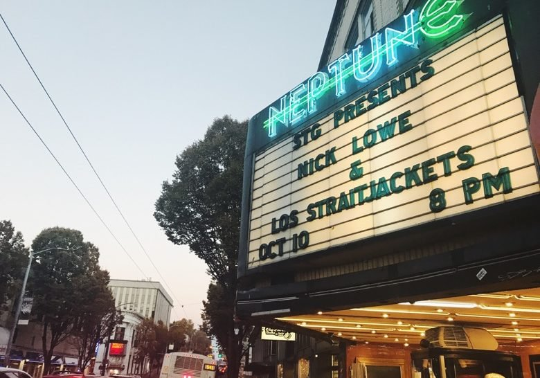 The Neptune Theatre Seattle
