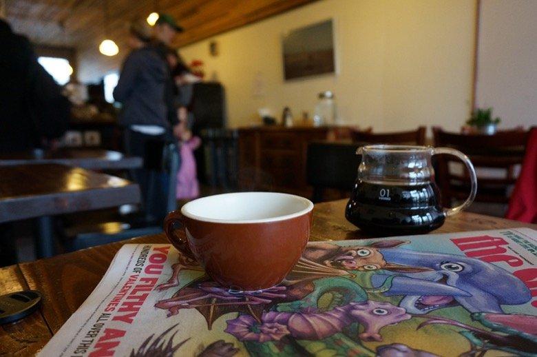 Tougo Coffee Co. Seattle