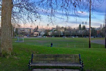 West Queen Anne Playfield Seattle
