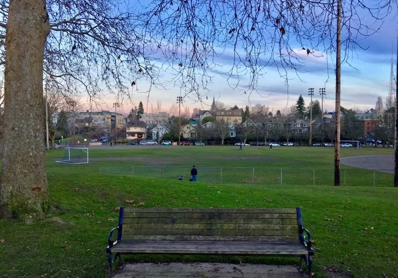 West Queen Anne Playfield Seattle